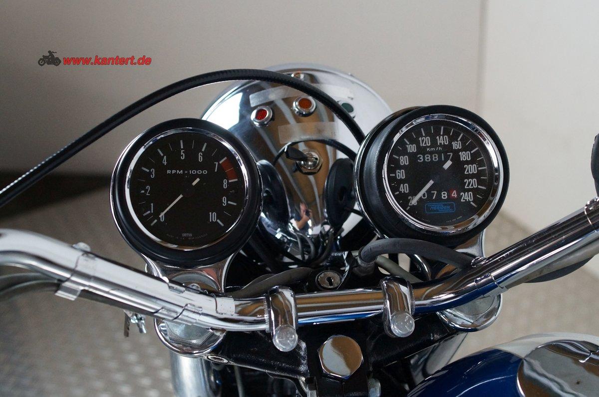 1978 Triumph Bonneville T 140 R, 738 cc, 49 hp For Sale (picture 4 of 6)