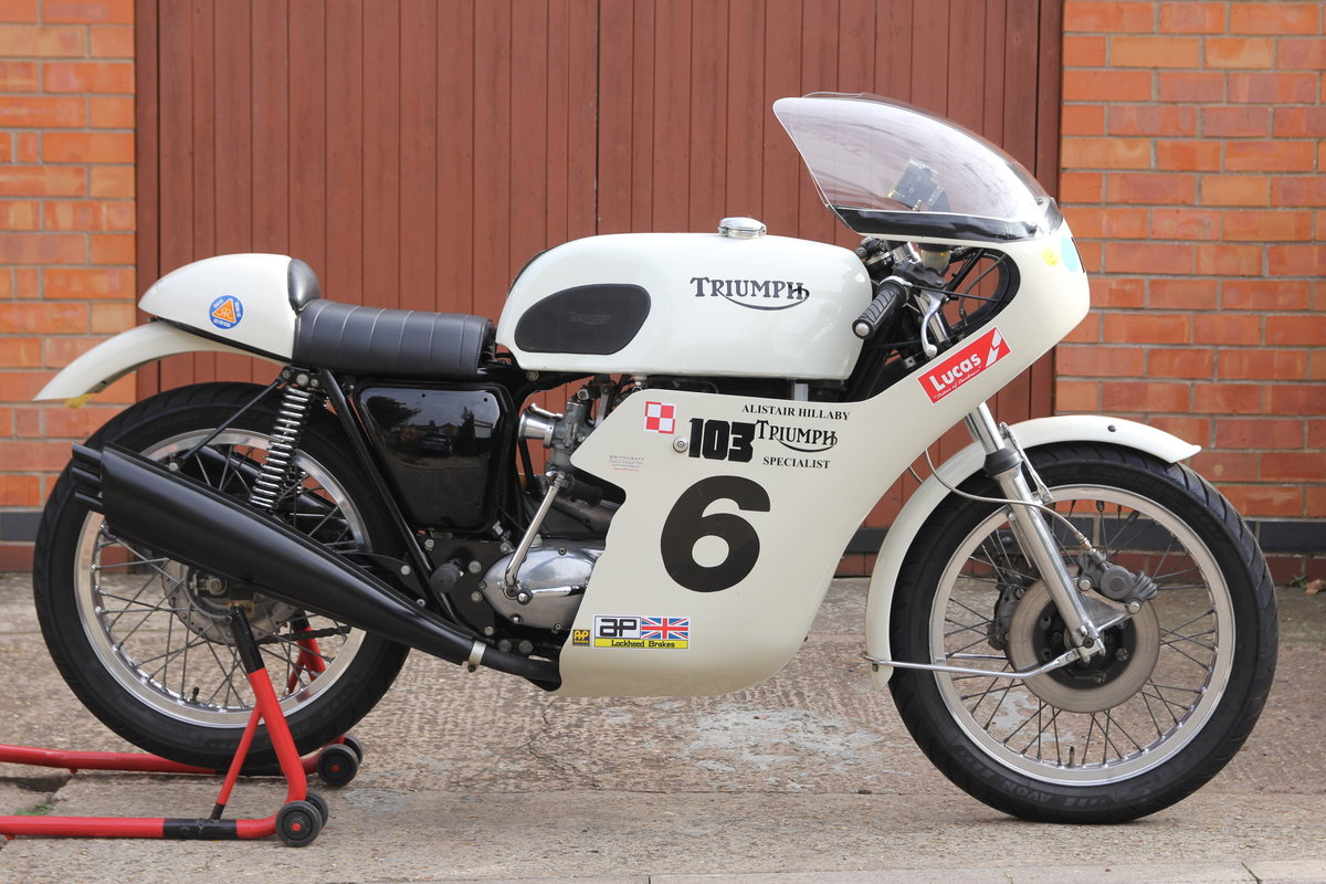 1974 Triumph Trident T150V  For Sale (picture 2 of 3)