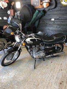 1971 Triumph TRIDENT T150
