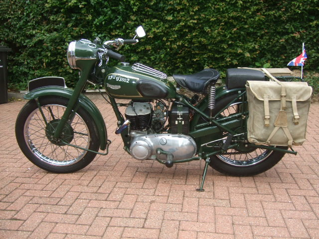 1956 Military Triumph TRW For Sale (picture 2 of 6)