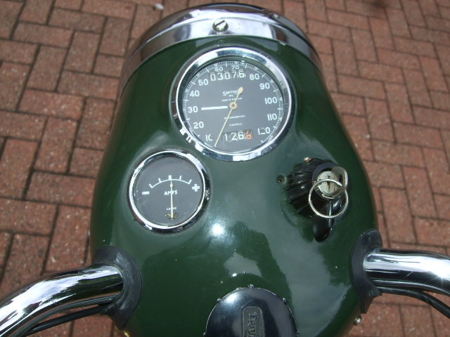 1956 Military Triumph TRW For Sale (picture 5 of 6)