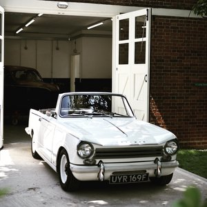 1968 Triumph Herald 13/60 convertible - properly sorted
