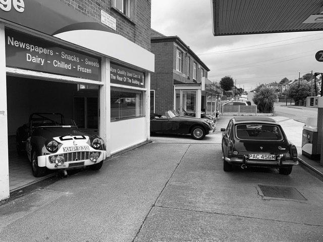 1954 Triumph TR For Sale (picture 1 of 6)