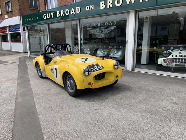 1954 Triumph TR For Sale (picture 3 of 6)