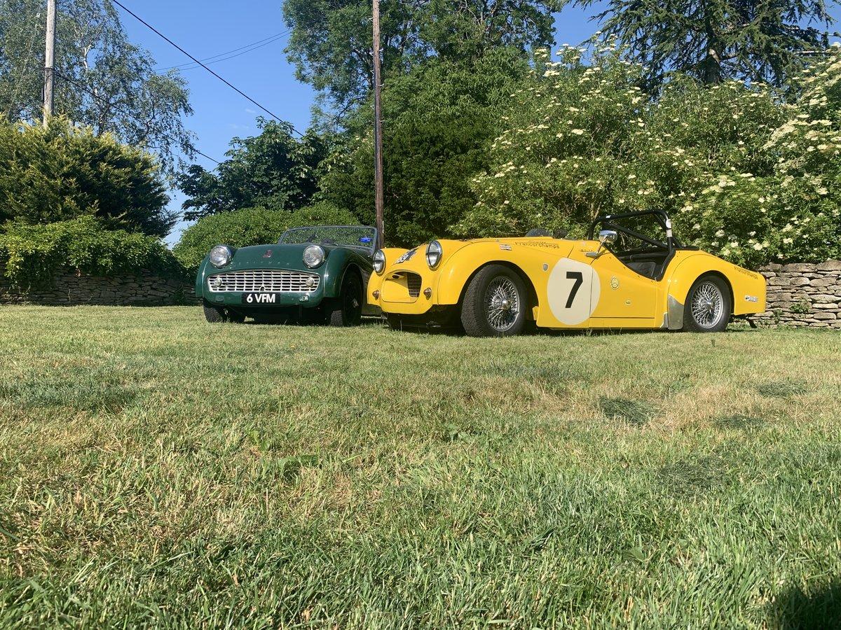 1954 Triumph TR For Sale (picture 4 of 6)