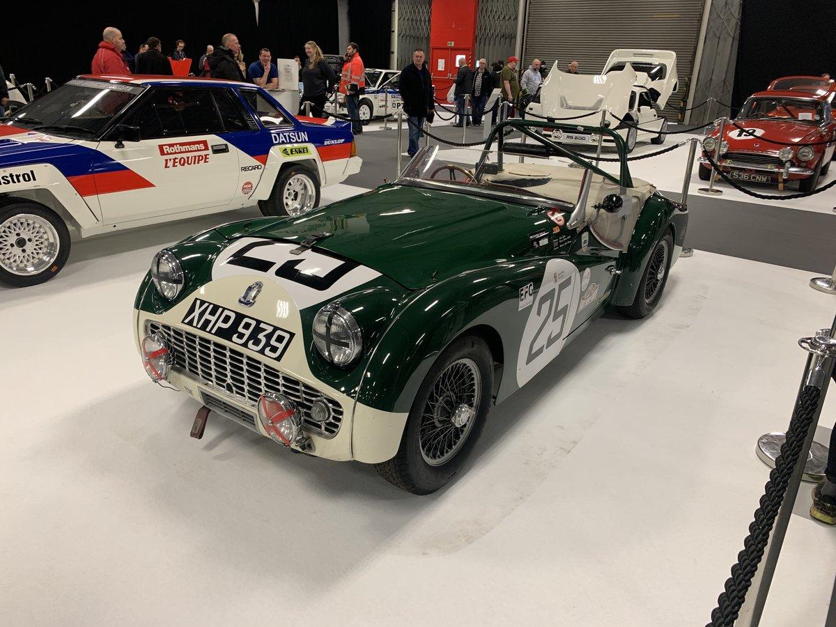 1954 Triumph TR For Sale (picture 6 of 6)