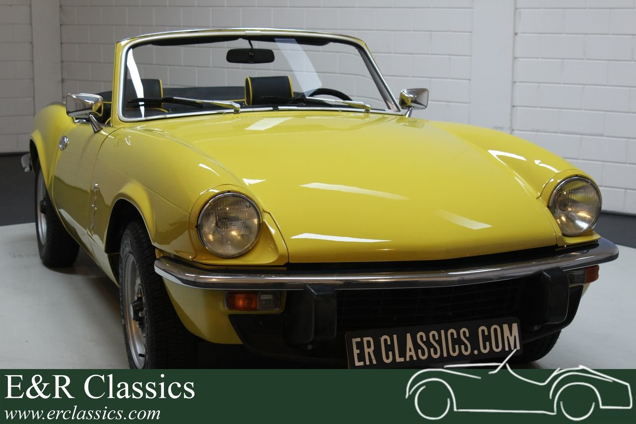 Triumph Spitfire 1500 1975 Nice condition For Sale (picture 1 of 6)