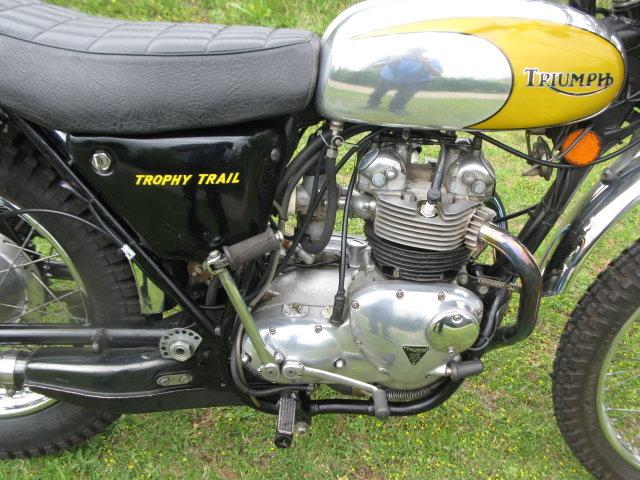 1972 Triumph TR5T Adventurer SOLD (picture 5 of 6)