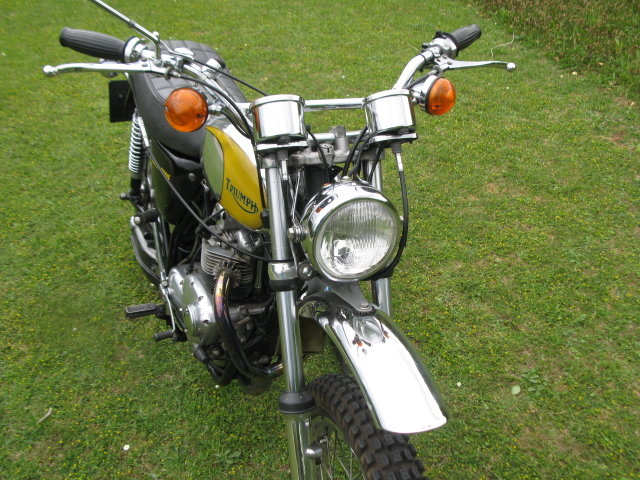 1972 Triumph TR5T Adventurer SOLD (picture 6 of 6)