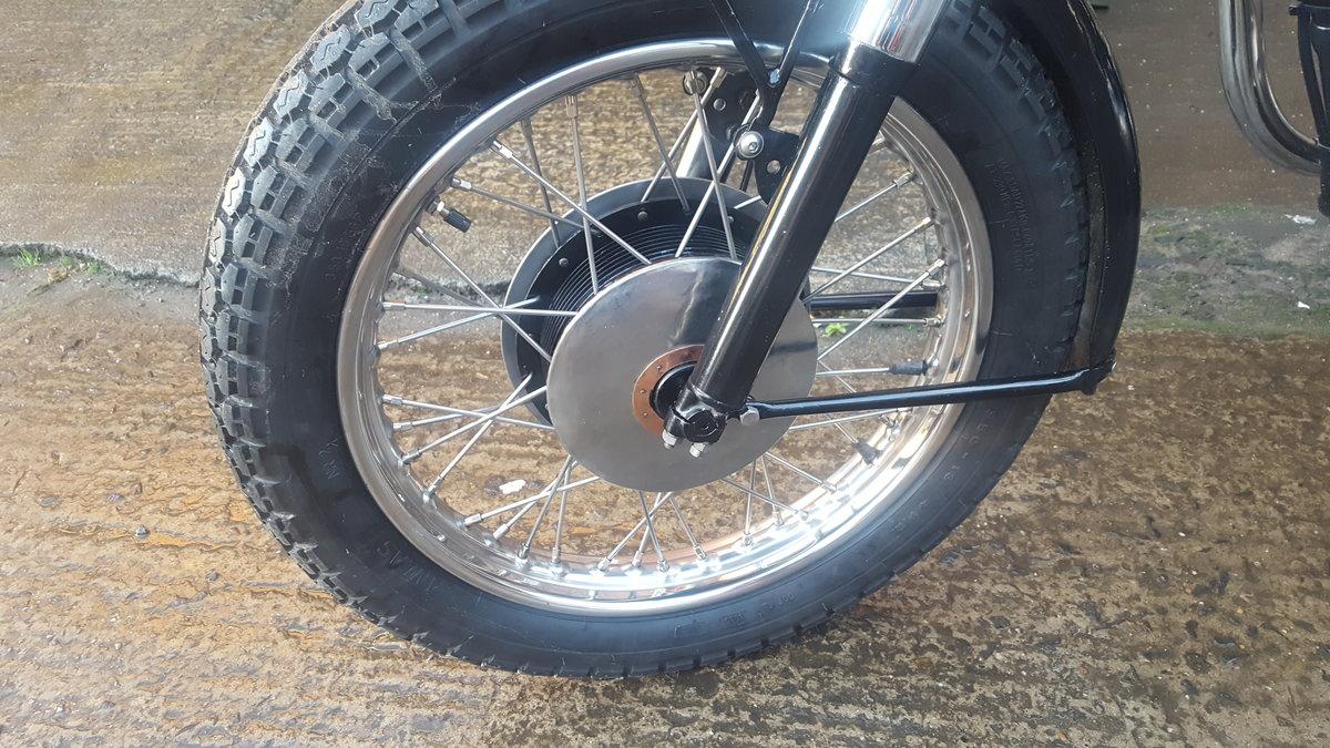1966 Triumph 3TA 500 For Sale (picture 5 of 6)