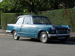 1968 Triumph Herald 1200 For Sale by Auction
