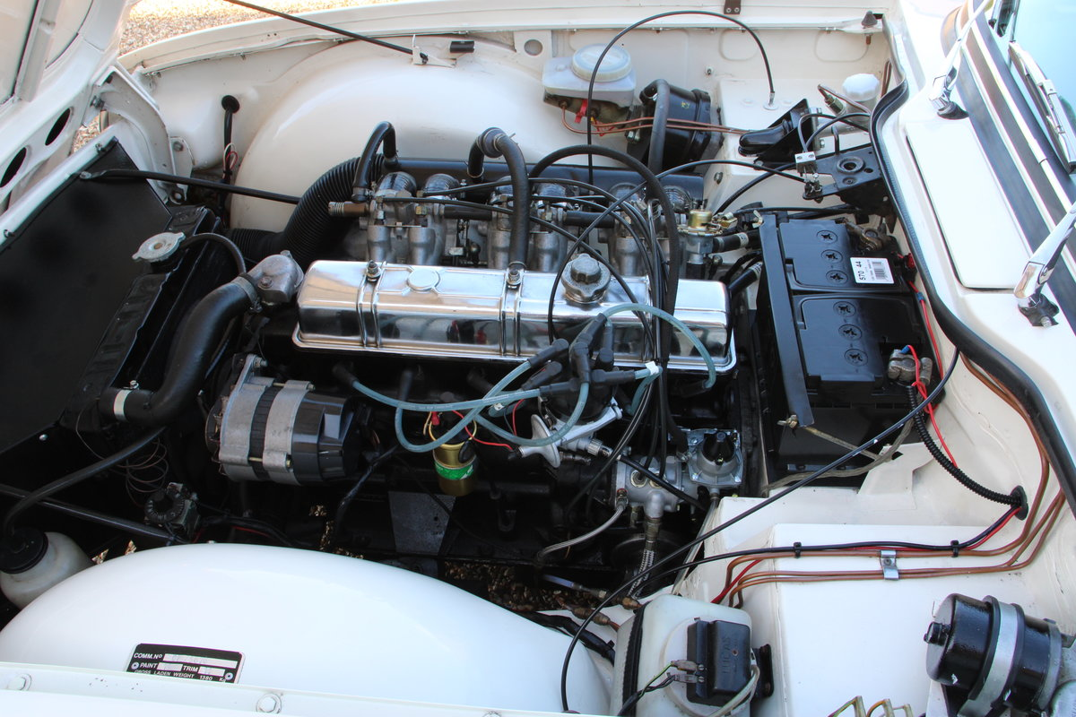 1969 TRIUMPH TR6 150 BHP  For Sale (picture 13 of 20)