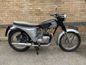 1964 Triumph 5TA Speed Twin For Sale by Auction