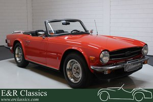 Triumph TR6 1974 very good condition