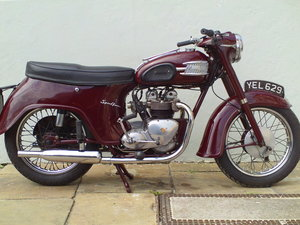 1959 TRIUMPH SPEED TWIN 5TA For Sale