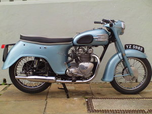 1960 TRIUMPH TWENTY ONE 3TA