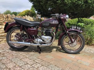 1955 Triumph 5T Speed Twin