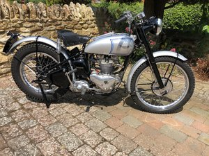 1952 Triumph TR5 Trophy Evocation