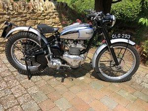 1951 Triumph TR5 Trophy