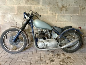 1952 Triumph 6T Thunderbird For Sale by Auction
