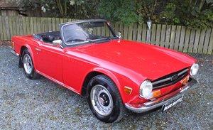 Triumph TR6 1973 Man O/D For Sale