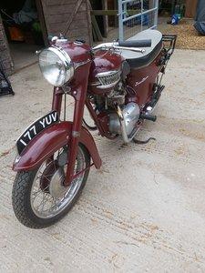 1962 triumph 5ta 500 twin