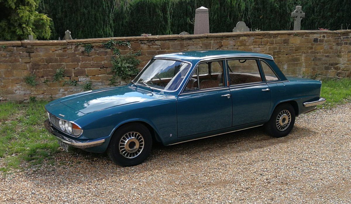 1971 Triumph 2000 Excellent condition  SOLD (picture 6 of 6)