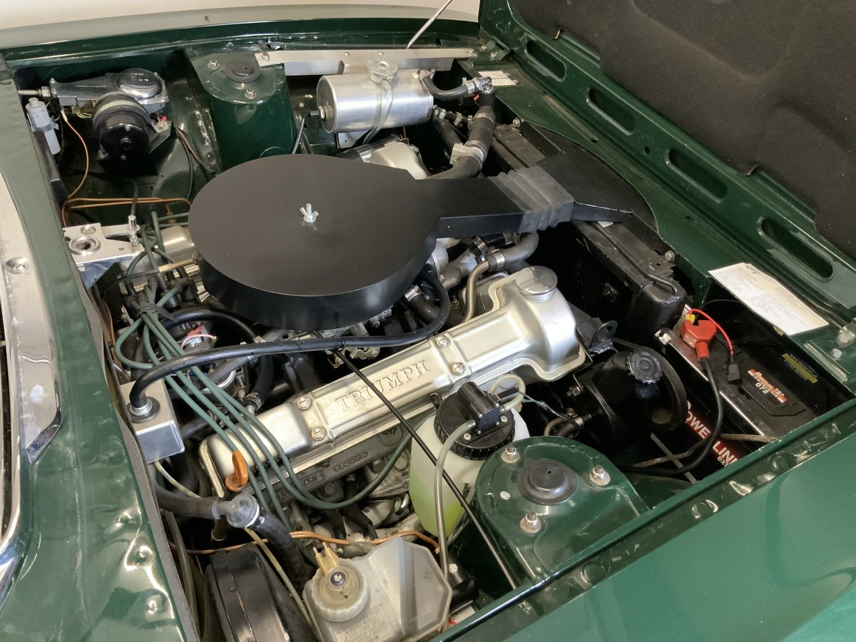 1978 Immaculate restored and upgraded Stag For Sale (picture 5 of 6)