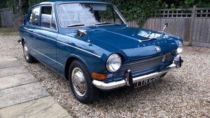 Triumph 1300 fwd in great condition