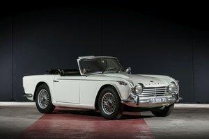 1965 Triumph TR4A IRS - No reserve For Sale by Auction