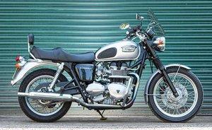 2006 Triumph 790cc Bonneville T100