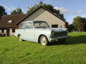 1968 Triumph Herald Wedgewood Blue