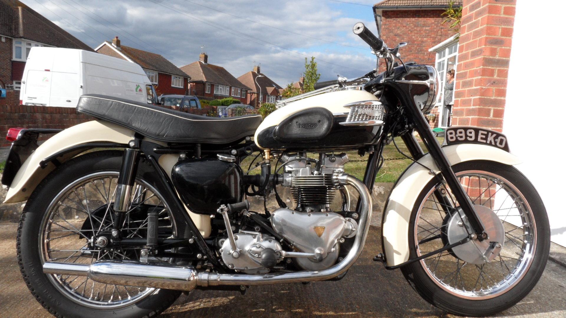 1959 Triumph Tiger T110 For Sale (picture 1 of 4)
