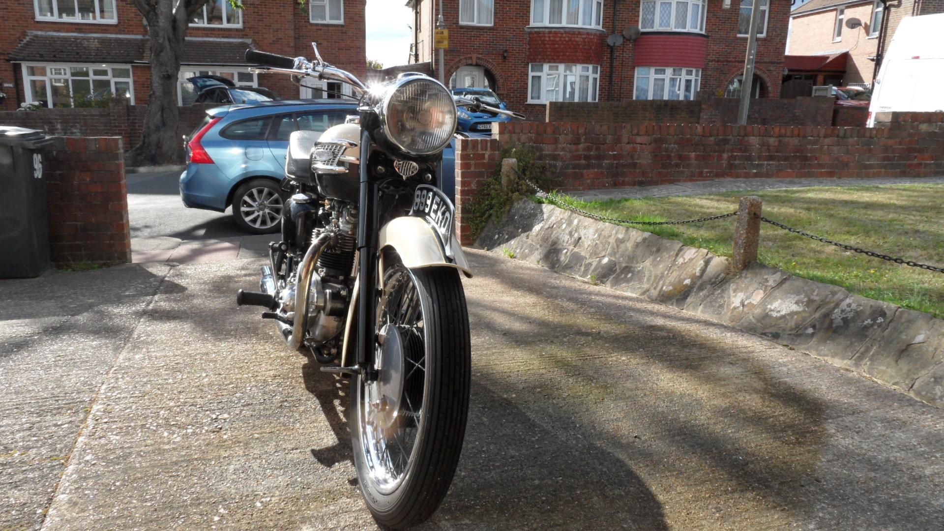 1959 Triumph Tiger T110 For Sale (picture 4 of 4)