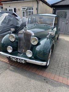 1951 Triumph 2000 renown  For Sale