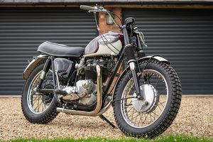 Triumph T120TT Bonneville Special