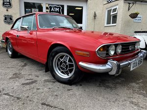 1973 1974 Triumph Stag - Good Condition