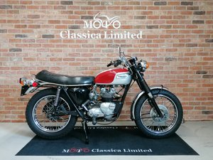 Picture of 1971  triumph Trophy T100C