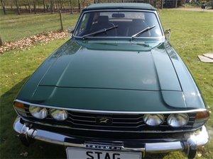 1977 Triumph Stag Mk11 Auto Rebuilt British Racing Green For Sale