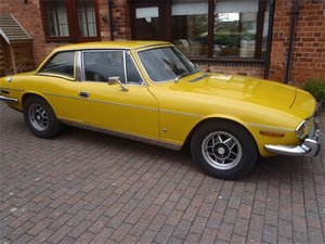 1972 Wanted your Triumph Stag.   Wanted