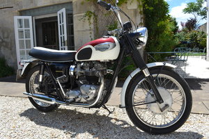 Triumph T120R 650cc