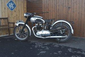 1949 TRIUMPH T100 TIGER 500cc TWIN MOTORBIKE