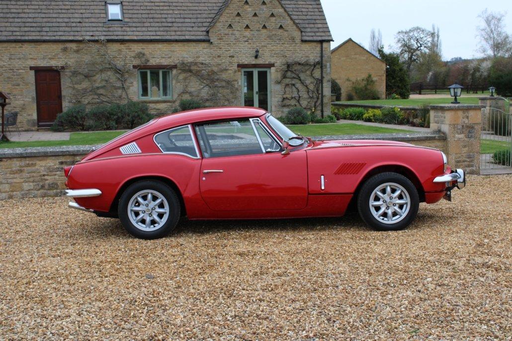 1969 TRIUMPH GT6 2.5 LITRE For Sale (picture 3 of 18)