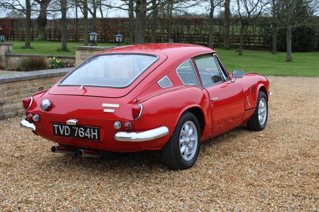 1969 TRIUMPH GT6 2.5 LITRE For Sale (picture 4 of 18)