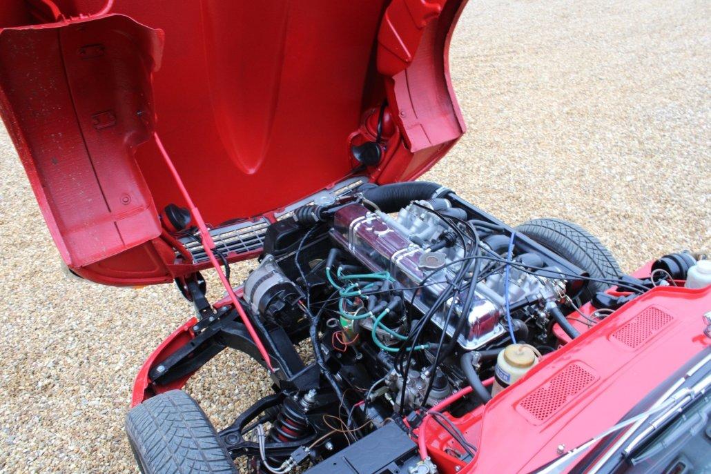 1969 TRIUMPH GT6 2.5 LITRE For Sale (picture 15 of 18)