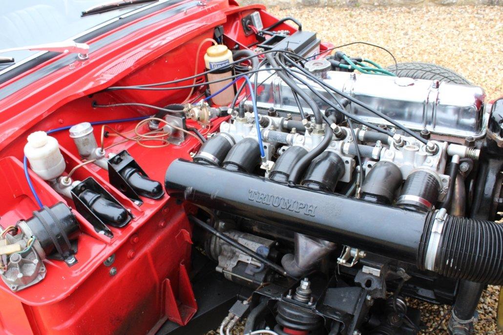 1969 TRIUMPH GT6 2.5 LITRE For Sale (picture 17 of 18)