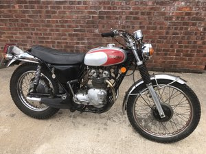 Triumph TR5T Trophy Trail / Adventurer
