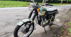 Picture of 1966 Triumph 500 5TA Speedtwin