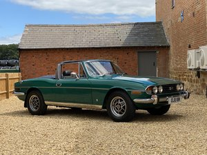 Picture of 1973 Triumph Stag MK II. 3.0 V8. Automatic SOLD
