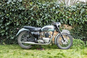 1954 TRIUMPH 649CC TIGER 110 (LOT 324)
